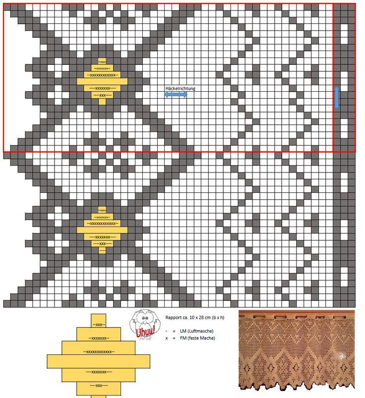 36 besten bistro gardine h keln bilder auf pinterest h kelborten fileth kelei und gardinen h keln. Black Bedroom Furniture Sets. Home Design Ideas