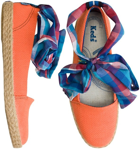 KEDS A-LINE ANKLE WRAP CANVAS SHOECanvas Shoes, Aline Ankle, Ankle Wraps, Shoes 30, Wraps Canvas, Keds A Lin, Keds Aline, A Lin Ankle, Canvases