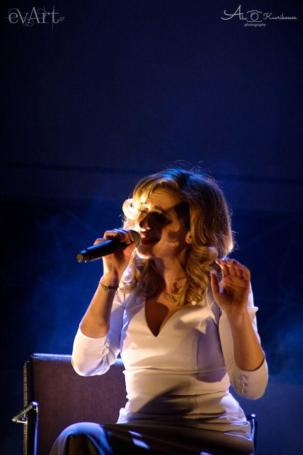 """""""Βαβέλ"""" με τη Νατάσσα Μποφίλιου @ Βοτανικός Live Stage - Ev Art"""