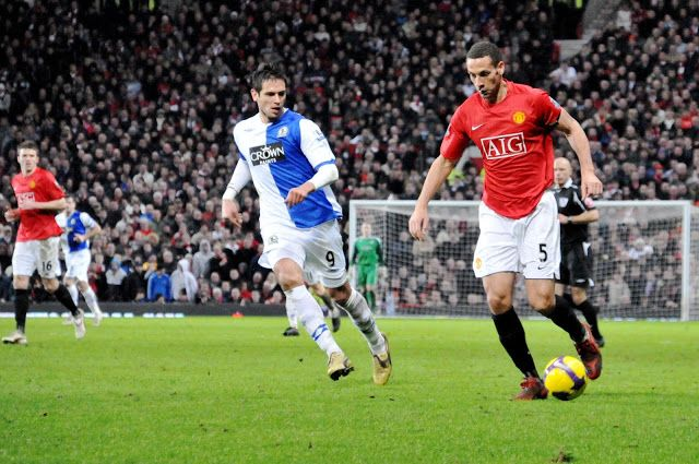 Hearts and Minds: GIVEAWAY - Free tickets to Old Trafford thanks to Rio Ferdinand