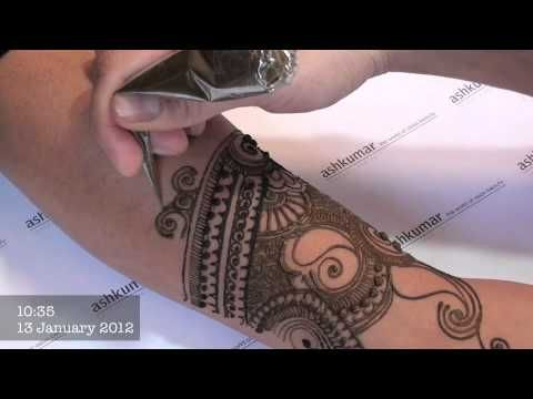 The first video of our new Inspiration Concept 'Ash Kumar Inspires'. In this video Mr Kumar creates his classic jewellery inspired cuff. MAKEUP & HENNA TRAIN...