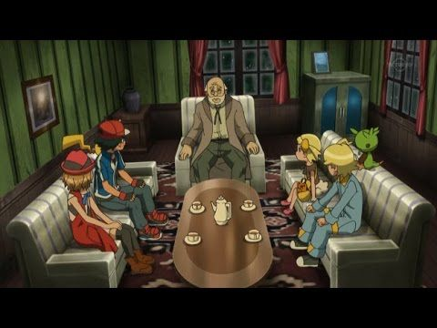 [FULL] Pokemon XY Episode 72    The Scary House's Welcoming Services!    English…