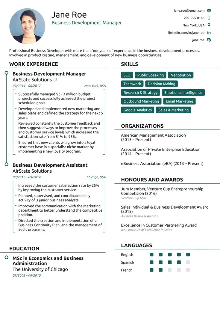 Resume Format 2018 16 Latest Templates In Word Resume Format 2018 Template Resum Business Resume Template Good Resume Examples Resume Template Professional
