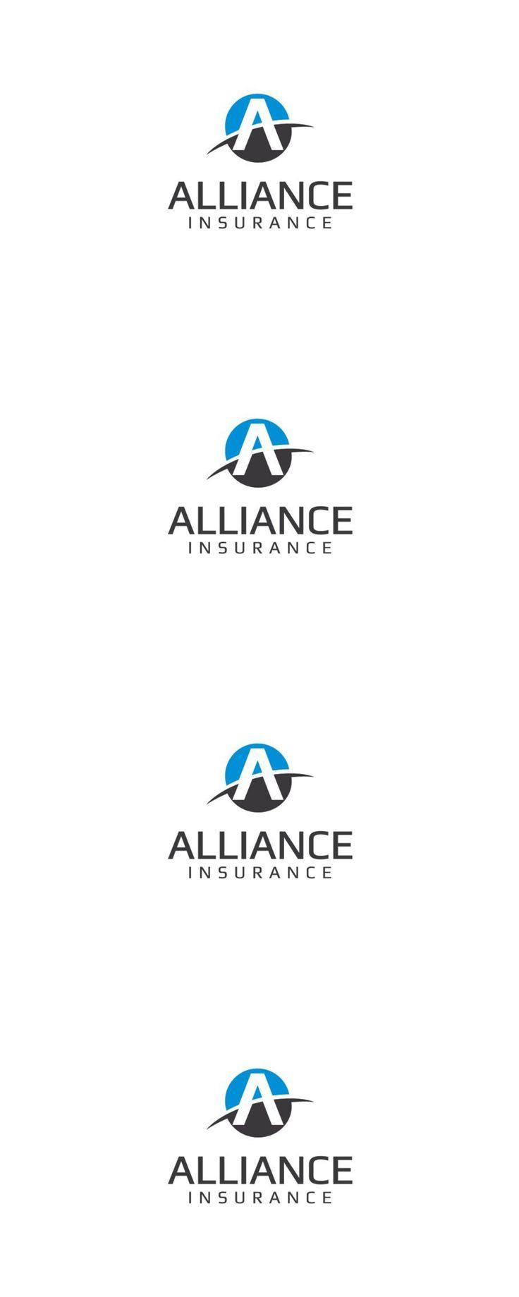 Alliance insurance logo template logo templates logo