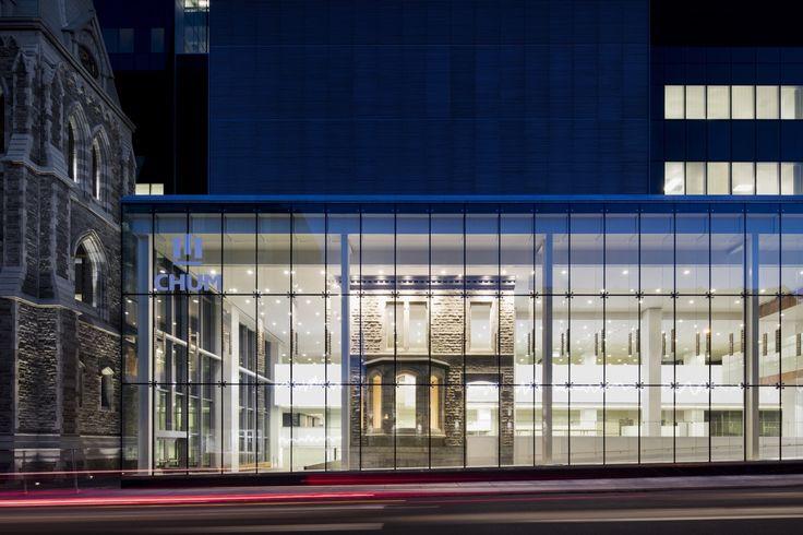 Gallery of Centre Hospitalier de l'Université de Montréal / CannonDesign + NEUF architect(e)s - 1