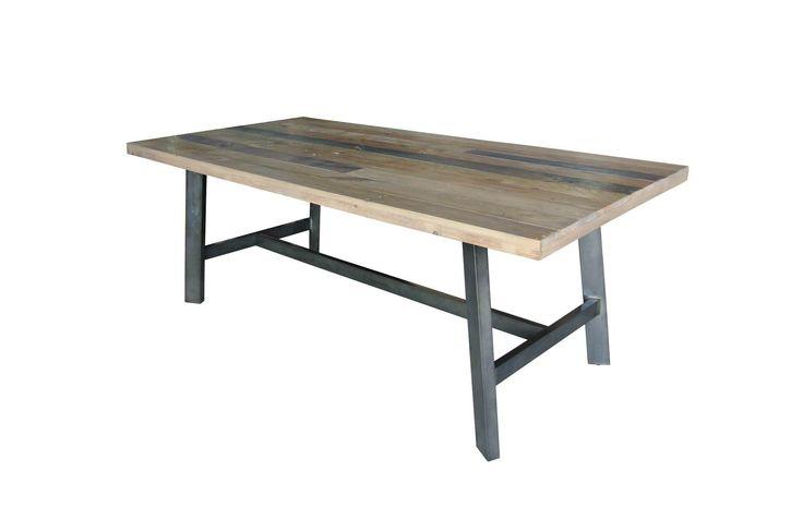 ΔΙΑΦΑΝΟ - Τραπέζι τραπεζαρίας COAST