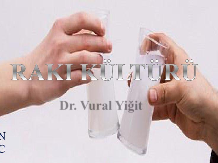 RAKI KÜLTÜRÜ PPT | Doç. Dr. Vural Yiğit - Academia.edu