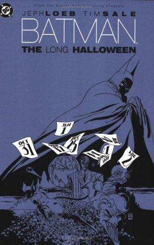 Batman the long Halloween, Jeph Loeb