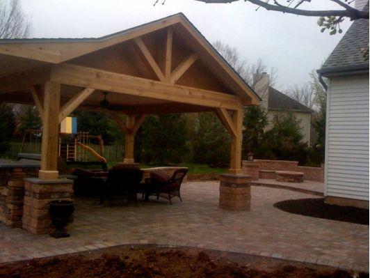 Outdoor structure - Home and Garden Design Ideas