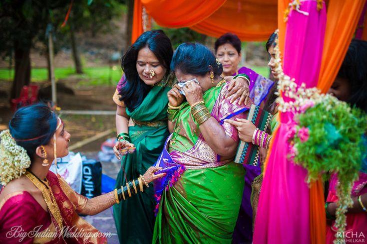 Pictures Of A Marathi Wedding Maharashtrian Wedding