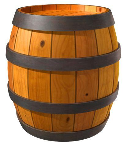Barrel from Donkey Kong (donkeykong.wikia.com - 2014)