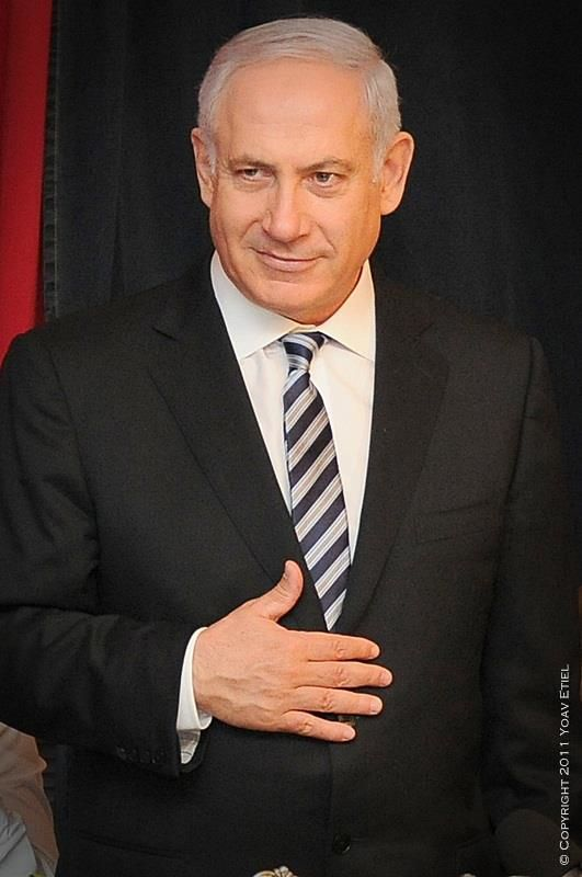 Congratulations Prime Minister of Israel Benjamin Netanyahu. I am thankful for your re-election. I wish the US had a leader like you.