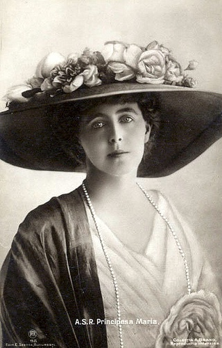 Marie, Königin von Rumänien, Queen of Romania