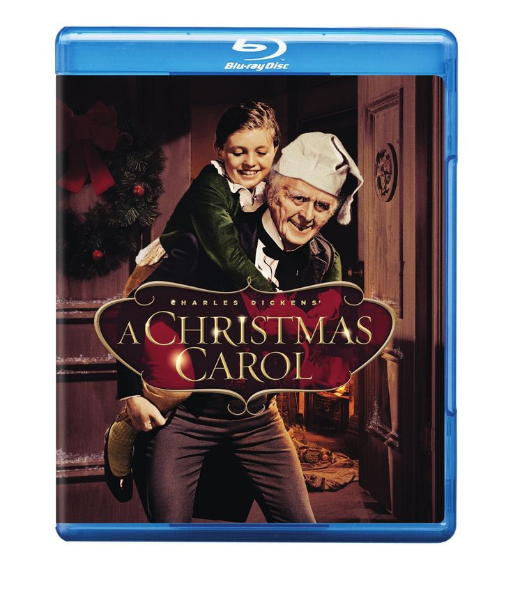 10 Images About A Christmas Carol On Pinterest: 1000+ Images About Christmas Movie DVD & Blu-ray Releases