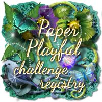 Creative Challenge Blog with SunnyGirlScraps and Friends