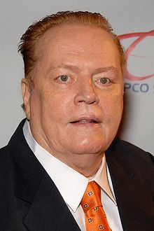 Larry Flynt, creater of Hustler magazine, born in Lakeville, KY (Magoffin County)