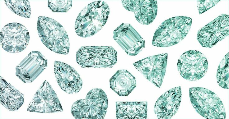 Формы огранки бриллиантов — Jewellery Mag