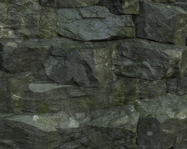 Cliff Rock Texture., Tomi Nuutinen on ArtStation at https://www.artstation.com/artwork/NrEn1