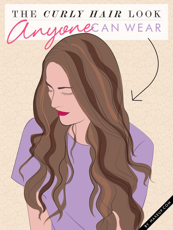how to do loose waves on any hair type