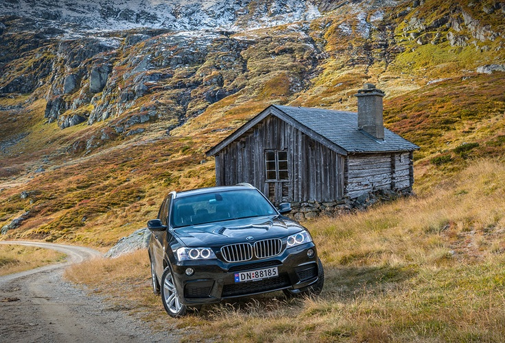X3 back in the Norwegian mountains ! - XBimmers | BMW X3 Forum