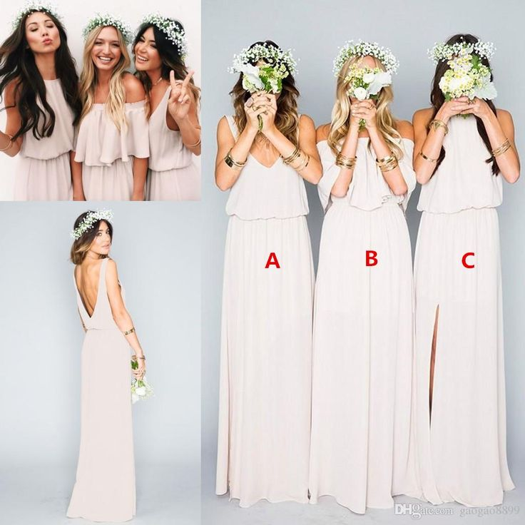 25 Best Ideas About Pale Bridesmaid Dresses On Pinterest