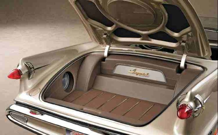 Classic Car Tunk Audio System For Chrysler Imperial Speedster 1959 ...
