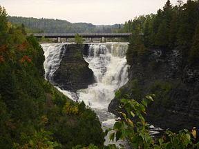 Days Out Ontario   Kakabeka Falls, Thunder Bay, Ontario