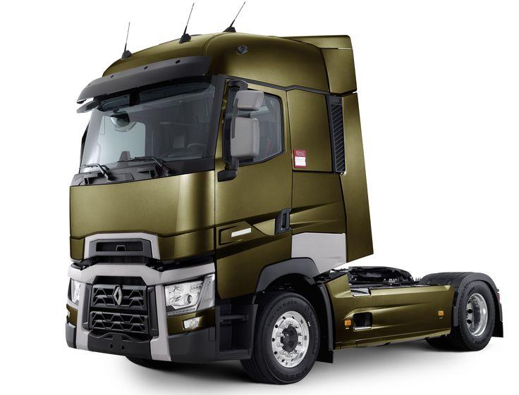 Renault Trucks T - profile
