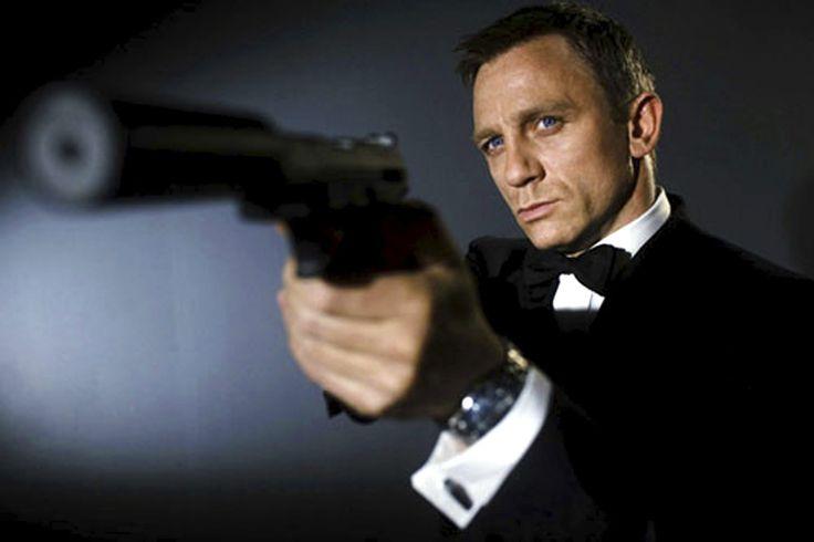 new James Bond movie - http://johnrieber.com/2014/12/04/new-james-bond-film-spectre-all-your-bond-trivia-worst-theme-songs/