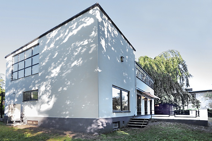 Otto Lindblads Väg 14, Lund, Sweden 1939 Arkitekt: Mogens Mogensen Built for professor Nils Zeilon