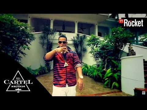 Daddy Yankee ft. J Alvarez - El Amante - YouTube