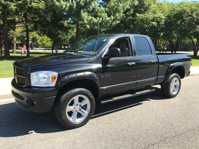 This 2008 Dodge Ram Pickup 1500 SLT is listed on Carsforsale.com for $10,495 in Corona, NY. This vehicle includes 2-Stage Unlocking Doors, 4wd Selector - Electronic Hi-Lo, 4wd Type - Part Time, Abs - Rear, Airbag Deactivation - Occupant Sensing Passenger, Antenna Type - Mast, Anti-Theft System - Engine Immobilizer, Axle Ratio - 3.55, Body Side Reinforcements - Side Impact Door Beams, Center Console - Front Console With Storage, Child Safety Door Locks, Child Seat Anchors, Clock, Compass…