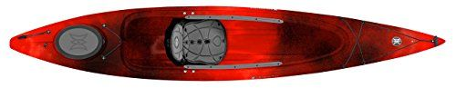 Perception Kayak Cove Red Tiger Camo, Black/Red, Size 14.5 T ** Learn more by visiting the image link.
