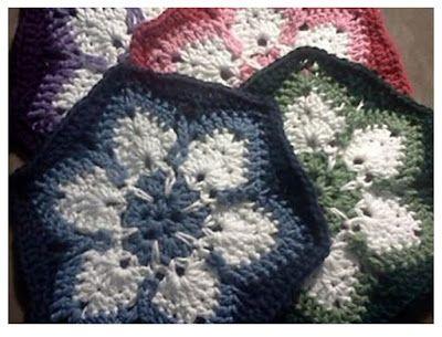 Delicadezas en crochet Gabriela: Motivos