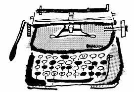 Znalezione obrazy dla zapytania typewriter