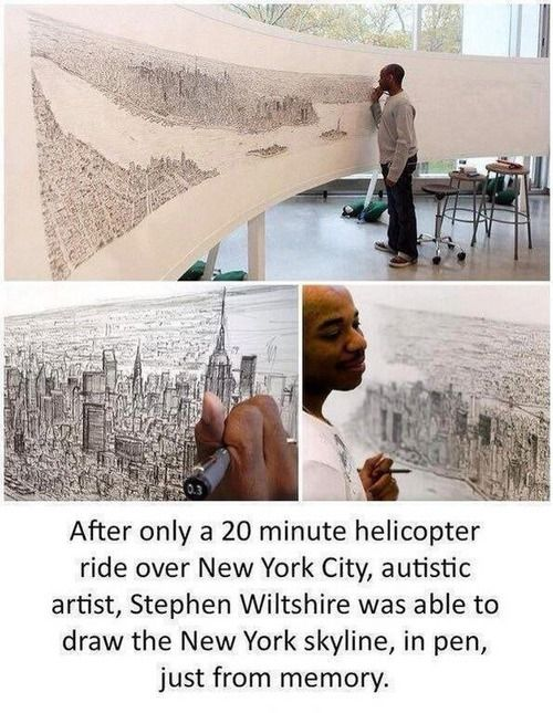 Amazing person.