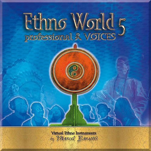 Best Service Ethno World 5 Professional Instruments and Voices [Download]