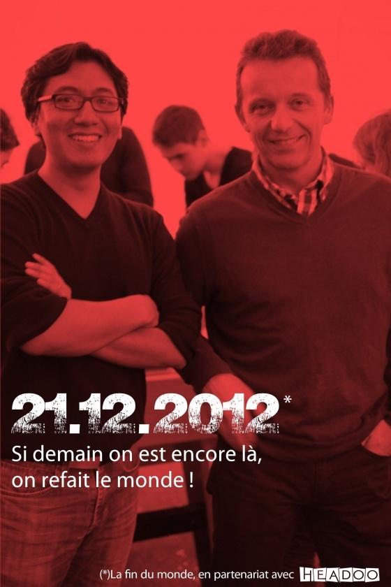 21.12.2012 : la fin du Monde ?