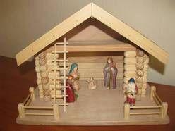Szopka bożonarodzeniowa, szopka na boże narodzenie, stajenka