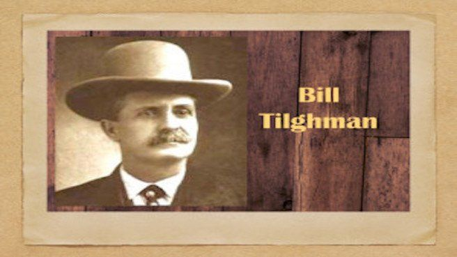 "Lawman Bill Tilghman led a colorful life and even did battle with the Dalton Gang and the Wild Bunch. Bat Masterson hailed him as ""the greatest of us all."" Tilghman devoted 51 years to law enforcement and became know as … ""THE LAST OLD TIME SHERIFF.""  http://tomrizzo.com/last-old-time-sheriff/"