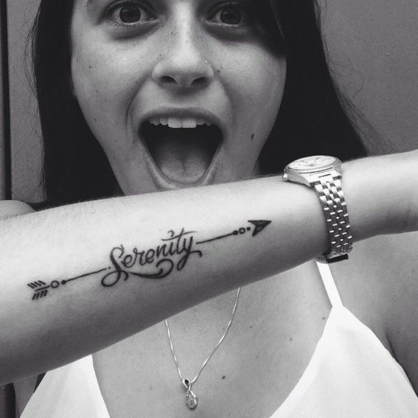 25 Best Ideas About Tattoo Fixers On Pinterest: 25+ Best Ideas About Arrow Tattoo Arm On Pinterest