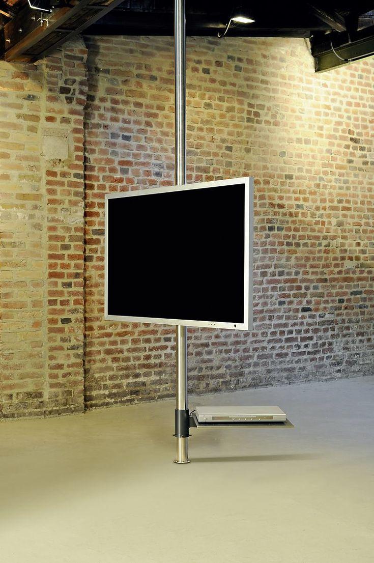 die besten 25 fernseher wandhalterung ideen auf pinterest. Black Bedroom Furniture Sets. Home Design Ideas