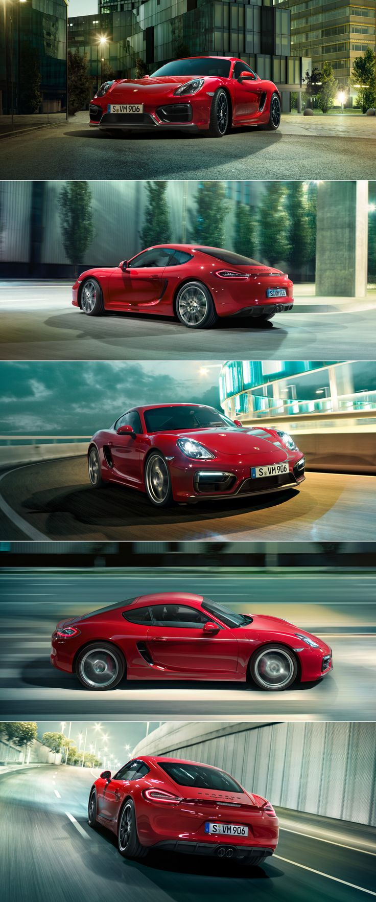 #Porsche #Cayman #GTS: It may have extra horsepower and more features, but it's still closer to what really matters: unadulterated driving pleasure, the endorphin rush in every corner and revolutionary adrenaline levels. So close to the origins of the sports car, with everything that it entails. The new Cayman¬ GTS.  Learn more: http://link.porsche.com/cayman-gts?pc=98114PINGA   Combined fuel consumption in accordance with EU 5 (Manual/PDK): 9.0/8.2 l/100 km, CO2 emissions 211/190 g/km.