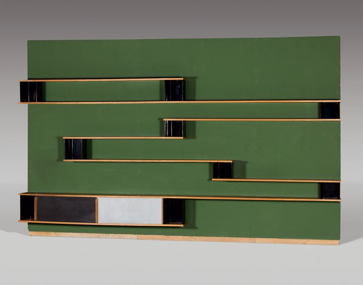 Jean Prouve and Charlotte Perriand, Etagere