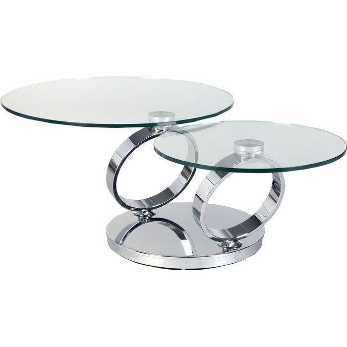 Creative Images International Motion Coffee Table & Reviews   AllModern