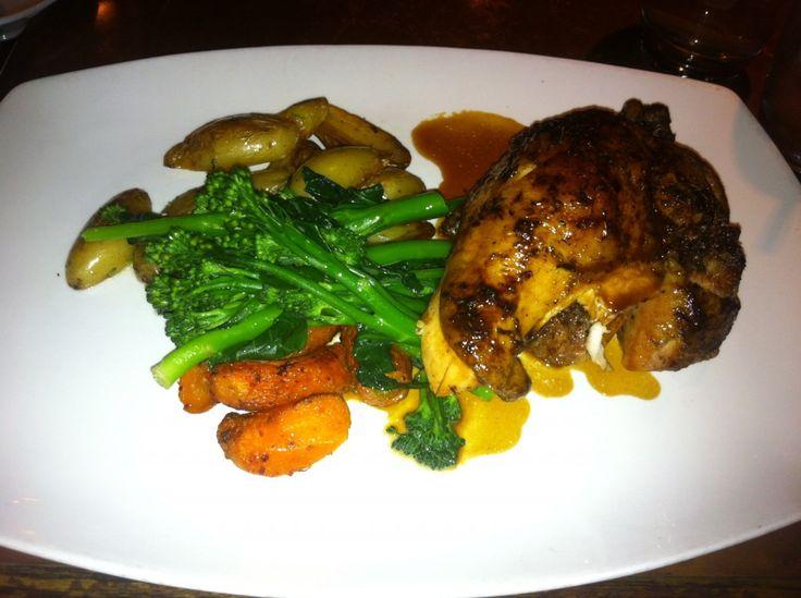 Free Range Chicken – Notables Restaurant   Healthy Dine Out
