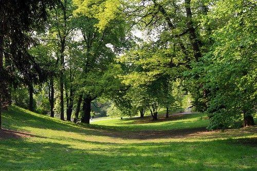 Grebovka park | Prague