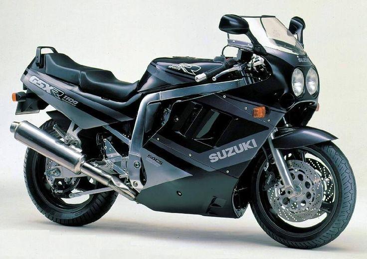 1989 Suzuki GSXR 1100 K