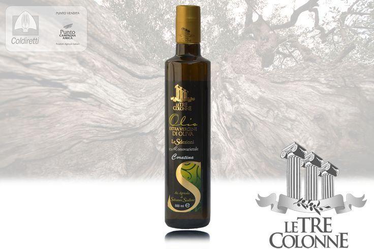 Coratina : Bottiglia 500ml Coratina Monovarietale