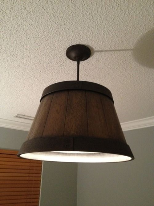 10 best cabin decor images on pinterest kitchen rustic for Nursery ceiling light fixture